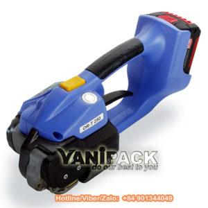 Máy đai nhựa dùng pin Orgapack ORT-250 Hotline/Viber/Zalo: +84 901344049