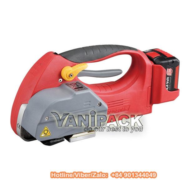 Máy đai nhựa dùng pin Transpak H-45L Hotline/Viber/Zalo: +84 901344049