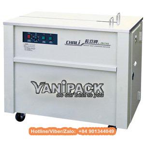 Máy đóng đai thùng bán tự động Chali JN-740 Hotline/Viber/Zalo: +84 901344049