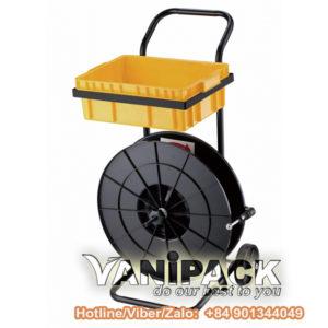 Xe đẩy cuộn dây đai nhựa Ybico CA270H Hotline/Viber/Zalo: +84 901344049
